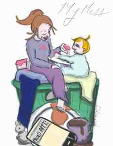 Confessions of Stay at Home Mom My Mess Like Minded Musings
