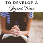 How to Encourage Your Tween to Develop a Quiet Time Like Minded Musings