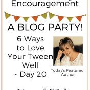 Tween Parenting Blog Party Featured Durenda Wilson Like Minded Musings.jpg