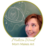 Melissa Wood Mom Makes Art