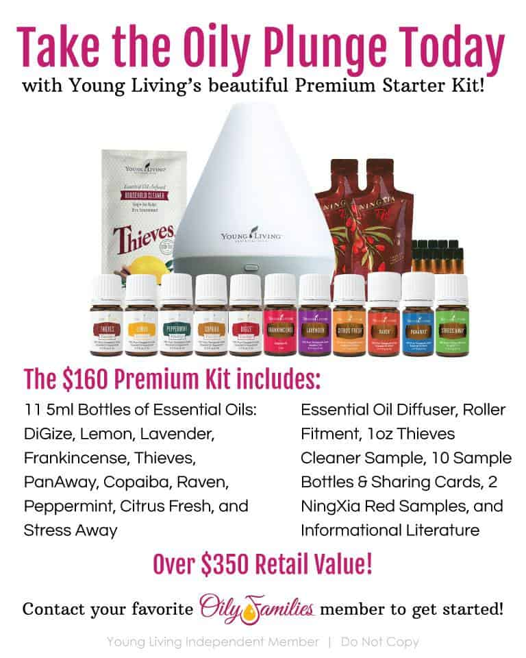 How to Get Started with Young Living Premium Starter Kit on Like Minded Musings
