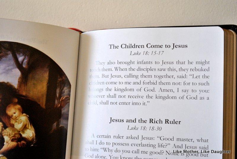 Sacred Art Bible