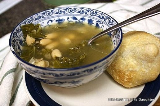 Soup: Let's get ready for Lenten Suppers! ~ Like Mother Like Daughter