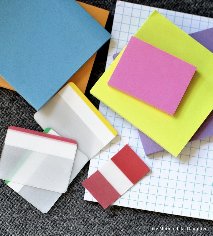 How to simplify your To-Do list with sticky notes.