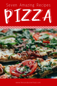 Dinner is done with these seven amazing pizza recipes