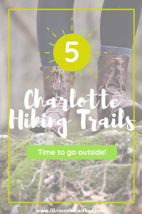 Living in the city can leave you yearning for some green space. Get outside in the Queen City with these great hiking trails in Charlotte, NC.