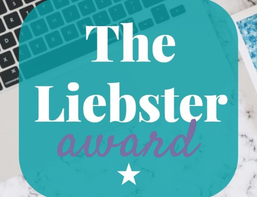 Getting nominated for a Liebster is pretty awesome! It makes you feel like someone is listening and like you are included in the blogging community.