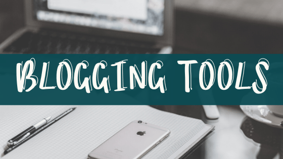 A comprehensive list of blogging tools to make your blogging journey go much smoother