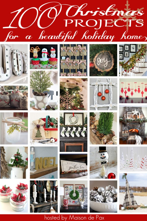Collage-100-Christmas-Projects-Red