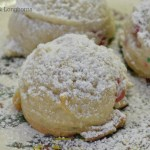 simple and buttery snowball cookies
