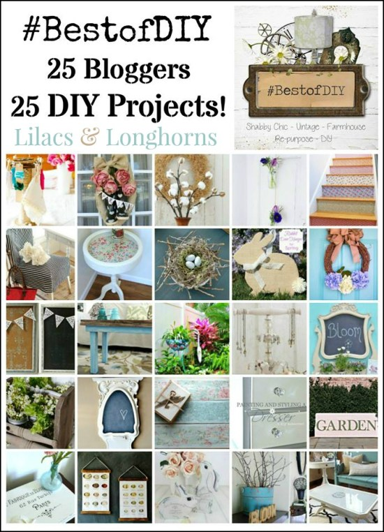 25 amazing diy projects