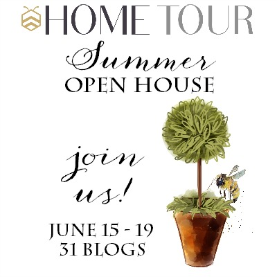 bHome summer open house tour