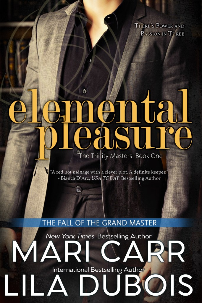 Cover for Elemental Pleasure (Trinity Masters, Book One)