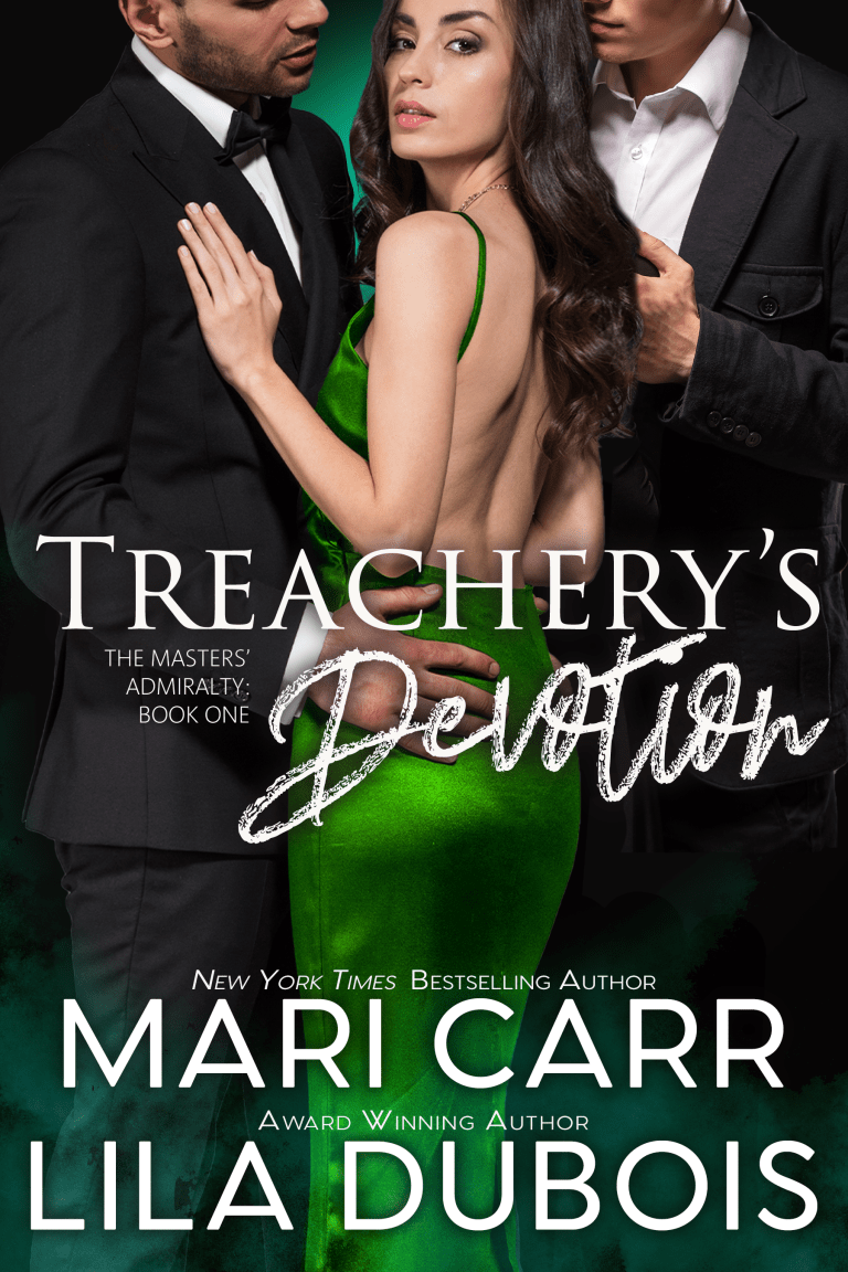 Cover for Treachery's Devotion (Masters' Admiralty, Book One)