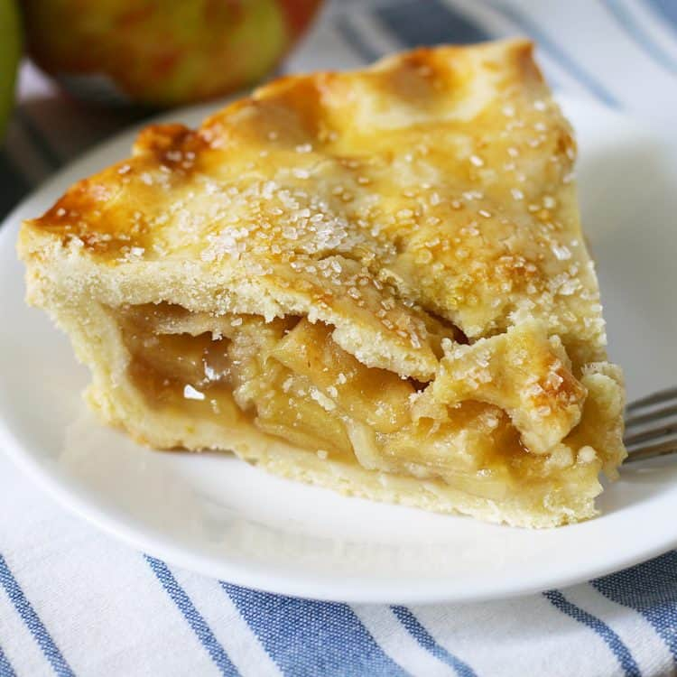 Grain-Free Apple Pie