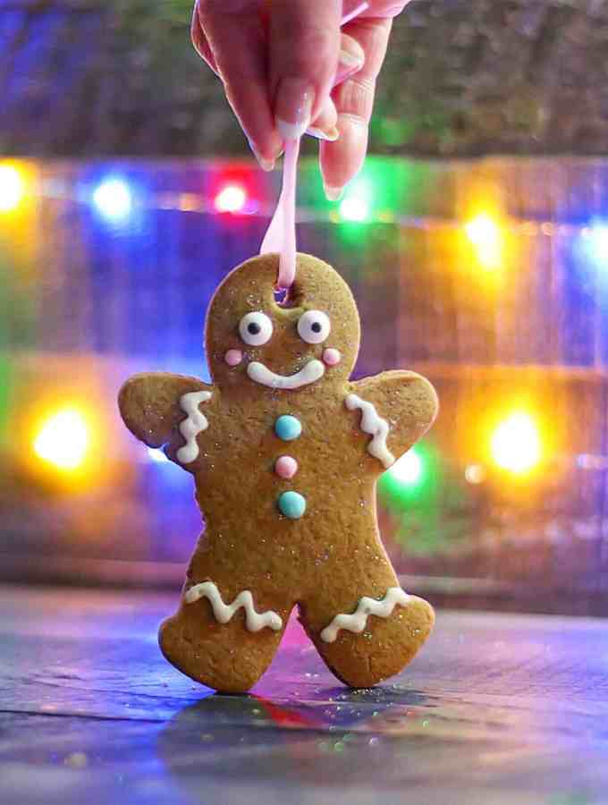GF Gingerbread Man