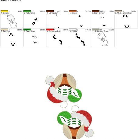 Jedi-Master-Mouse-Ornament 5×7 grouped