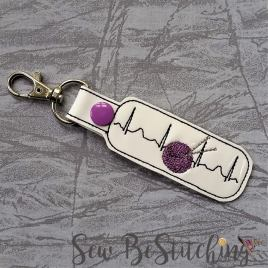 ITH – Knitting EKG Snap Tab 4×4 and 5×7 Grouped