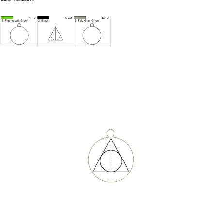 Wizard-Triangle-Ornament-4-x-4