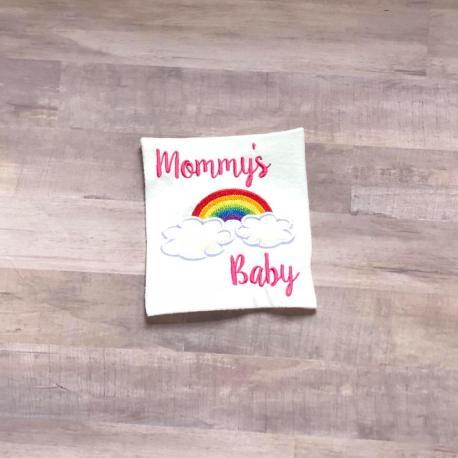 rainbow baby sample
