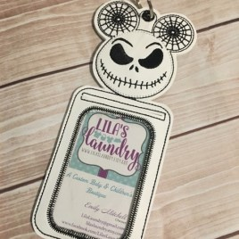 ITH – Jack Mouse ID Holder 5×7 only