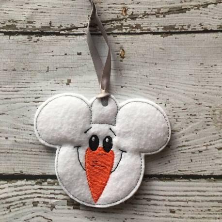 snowman mouse