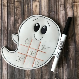 ITH – Ghost Tic Tac Toe Boards – 4 sizes