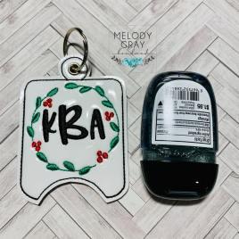 Holiday Frame Sanitizer Holders – DIGITAL Embroidery DESIGN