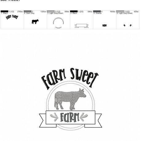 Farm sweet farm 4×4
