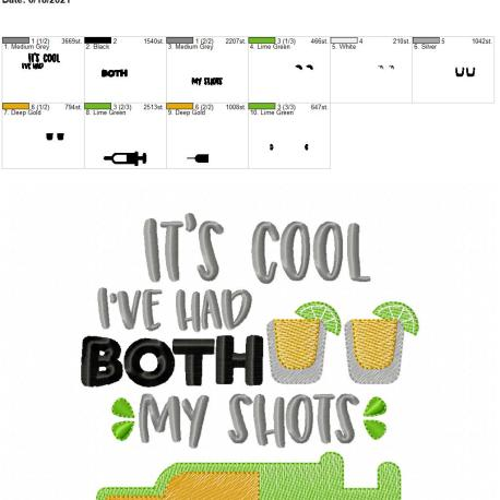 Both Shots 6×10