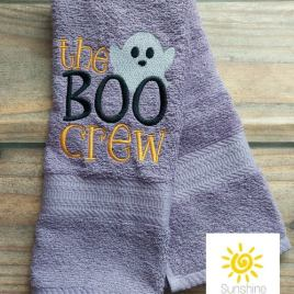 The Boo Crew – 3 sizes- Digital Embroidery Design