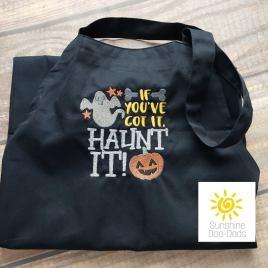 Haunt It – 3 sizes- Digital Embroidery Design