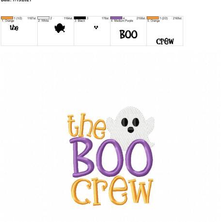 The boo crew 4×4