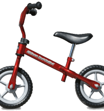 Chicco Red Bullet Training Bike Review