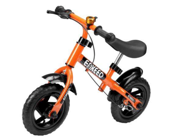 Enkeeo Balance Bike with bell & brake