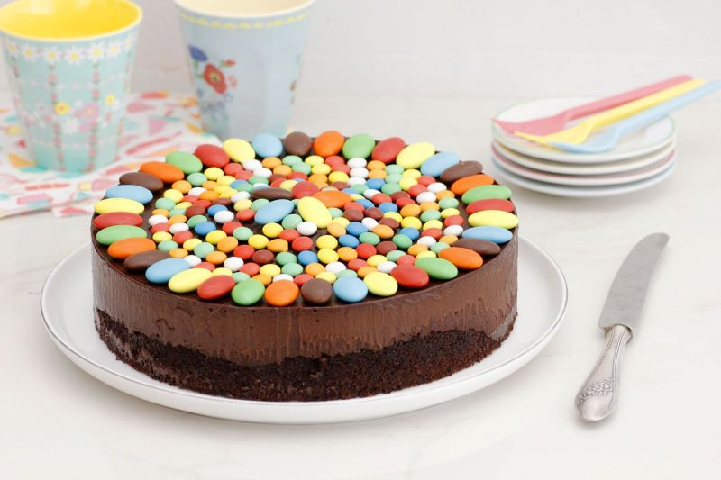 Quick and Easy Chocolate Cake