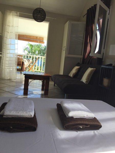 Location de meublé de tourisme à St-Leu : la Réunion 974