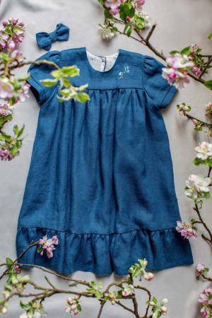 niebieska-granatowa-sukienka-dla-dziewczynki-74-80-86-92-104-110-116-122-128-na-wesele-lato-slub-prezent-babyshower-lilenstore