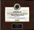Robert Liles, America's Most Honored Professionals