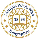 marquis whoswho biographee award- micheal cook - Lilesparker