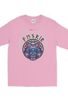 """Fenrir """"Dragon"""" - T-shirt manches longues Homme et Femme (Unisexe)"""
