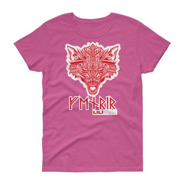 "Fenrir ""Tatoo"" - T-shirt Femme manches courtes"