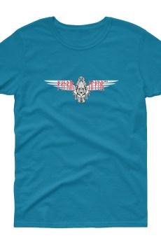 "Fenrir ""Ulfur"" - T-shirt Femme manches courtes"