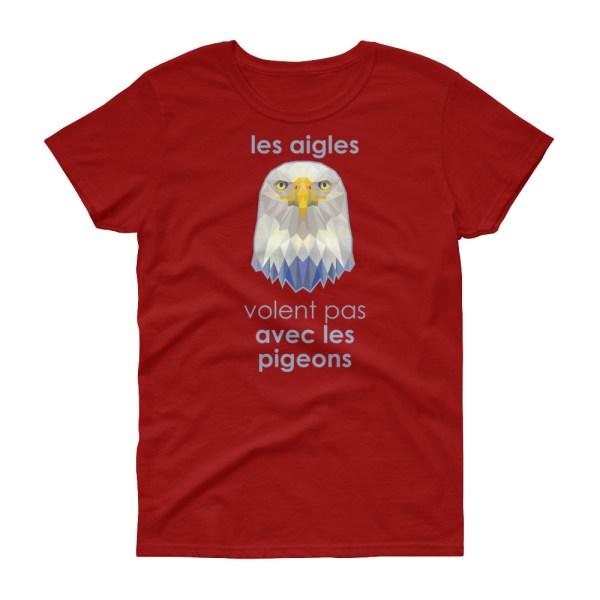 "Zoo ""Aigle"" - T-shirt Femme manches courtes"