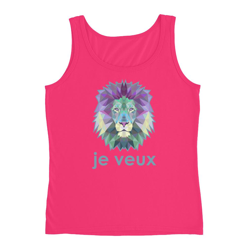 """Zoo """"Lion"""" – Débardeur Femme"""
