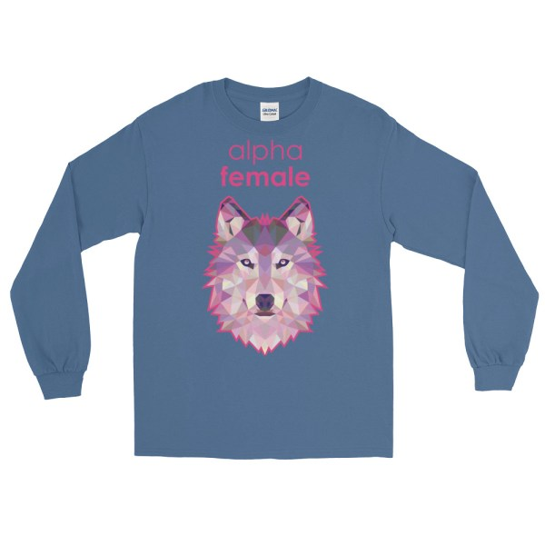"""Zoo """"Loup"""" - T-shirt manches longues Femme"""