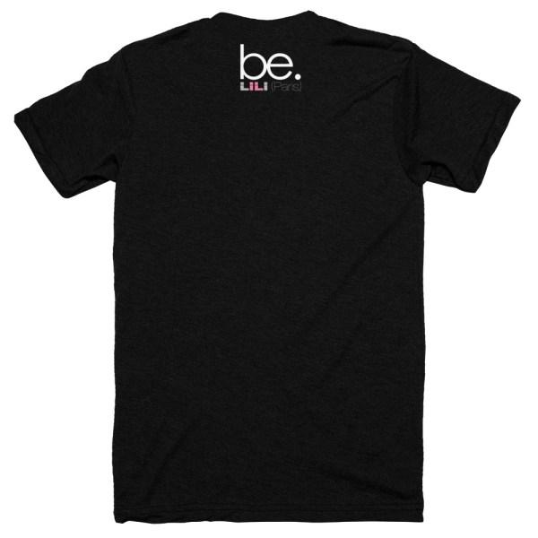 "Black Edition : Handwritings ""Humain"" - T-shirt manches courtes Homme et Femme (Unisexe)"