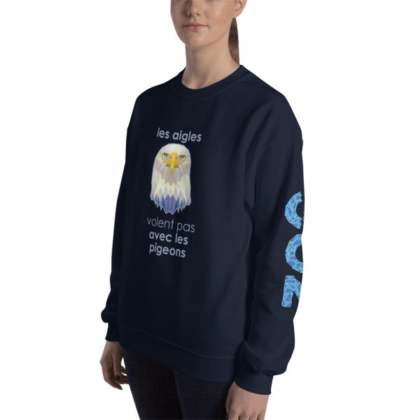 "Zoo ""Aigle"" - Sweat-shirt Unisexe"