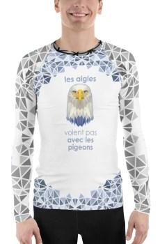 "Zoo ""Aigle"" - Rashguard Hommes"