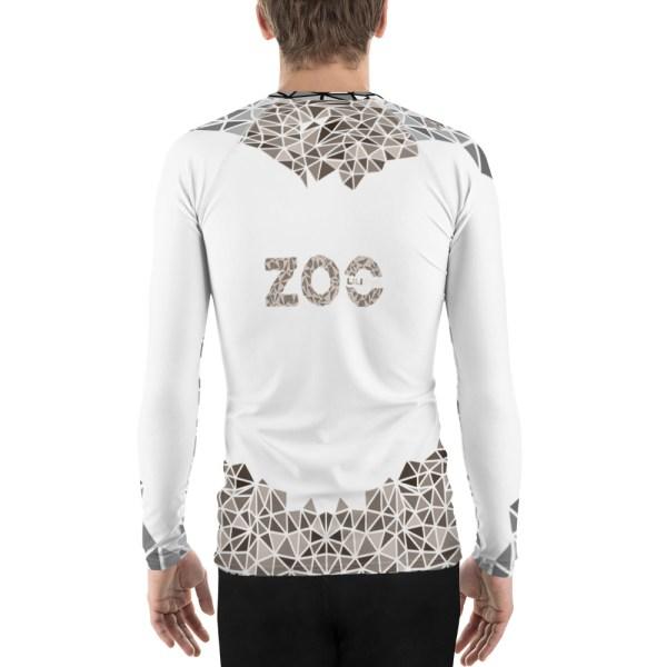 "Zoo ""Chat"" - Rashguard Hommes"